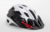 Шлем  велосипедный MET Lupo white / black 54-58