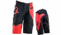 Велошорты RaceFace RUXTON SHORTS-RED