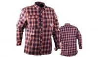 Рубашка-куртка RF LOAM RANGER JKT-PLAID-MEDIUM