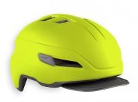 Шлем MET CORSO L SAFETY YELLOW