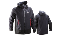 Куртка RACE FACE CHUTE WATERPROOF JKT-BLACK