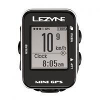 Компьютер LEZYNE MINI GPS, серебристый