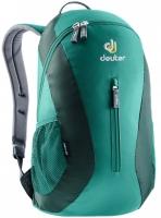 Рюкзак Deuter City light цвет 2231 alpinegreen-forest