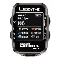 Компьютер LEZYNE MICRO COLOR GPS черный