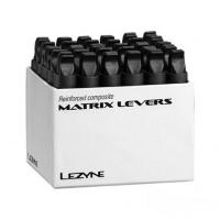 Набор пластиковая бортировка  Lezyne MATRIX LEVER BOX, черный