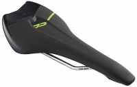 Седло Saddle/MERIDA Expert CC Black Matt, Glossy Green