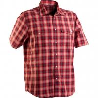 Рубашка RACE FACE SHOP SHIRT-GREY/RED PLAID