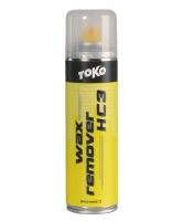 Жидкость для снятия воска Toko Waxremover HC3 250ml