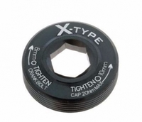 Чашка болта RaceFace 05-07 EVOLVE XC X-TYPE BOLT/PULLER CAP