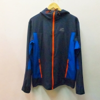 Куртка Hanna Ramsey midnight navy/mykonos blue