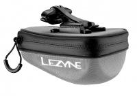 Подседельная сумочка LEZYNE POD CADDY QR - S, серый/черный