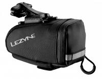 Подседельная сумочка LЕZYNЕ M - CADDY QR, черный/черный