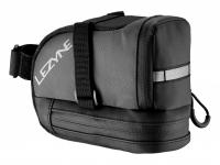 Подседельная сумочка LЕZYNЕ L-CADDY, серый/черный