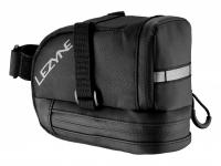 Подседельная сумочка LЕZYNЕ L-CADDY, черный/черный