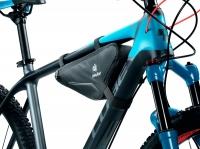 Сумка подрамная Deuter Front Triangle Bag цвет 7000 black