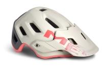 Шлем MET Roam Dirty White Gray Pink/Matt