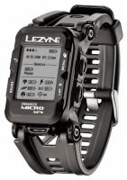 Часы-велокомпьютер Lezyne Micro  GPS Watch Черный