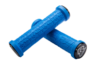 Грипсы RaceFace GRIPPLER,33MM,LOCK ON,BLUE,P300