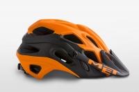 Шлем велосипедный MET Lupo orange / black 54-58