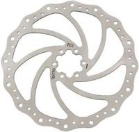 Тормозной ротор TEKTRO TR160-1 стальной