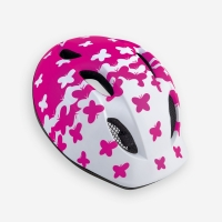 Шлем MET Super Buddy pink butterflies