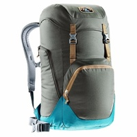 Рюкзак Deuter Walker 24 цвет 6308 coffee-denim