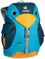 Рюкзак Deuter Kikki цвет 3312 turquise-midnight