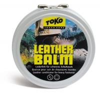 Крем для изделий из кожи Tоkо Leather Balm 80g