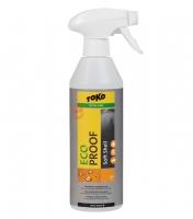 Экологически чистая пропитка для высококачественной одежды из soft shell, флиса и стретчевых материалов Tоkо Eco Soft Shell Proof 500ml