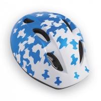 Шлем MET Buddy white/blue airplanes