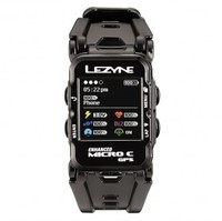 Часы LEZYNE GPS WATCH COLOR черный