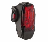 Задняя мигалка Lezyne LED KTV DRIVE REAR Черный 10 LUMEN