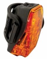 Задняя мигалка Lezyne LED LASER DRIVE REAR Черный 250 LM
