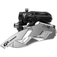 Переключатель - Передний SRAM AM FD GX 2X10 LO CLAMP 34T DUAL PULL