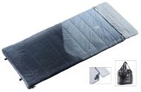 Спальный мешок Deuter Space Il цвет 4100 titan-black левый