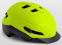 Шлем MET Grancorso glossy safety yellow