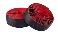 Обмотка руля Merida Bartape Soft W Black w Red dots 2100mm 30mm