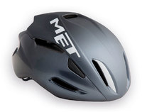 Шлем MET MANTA BLACK/WHITE