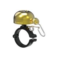 Звоночек Lezyne CLASSIC BRASS BELL - HARD MOUNT золотой