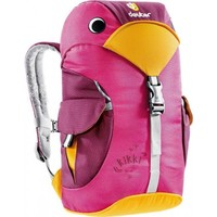 Рюкзак Deuter Kikki цвет 5505 magenta-blackberry