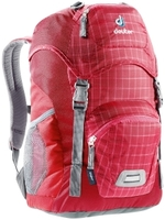 Рюкзак Deuter Junior цвет 5003 raspberry-check