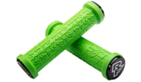 Грипсы RaceFace GRIPPLER,33MM,LOCK ON,GREEN,P360