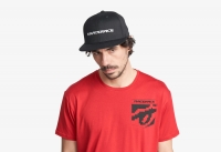 Кепка RACEFACE Classic Logo Fitted Hat-Black 2020г