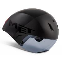 Шлем MET Codatronca Black Red/Matt Glossy
