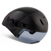 Шлем MET Codatronca Black Red/Matt Glossy
