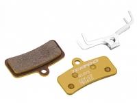 Гальмівні колодки метал під 4 поршня Tektro Q10TS