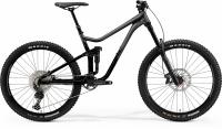 Велосипед MERIDA 2021 ONE-SIXTY 400 GREY/SPARKLING BLACK