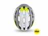 Шлем Met Vinci MIPS Gray Safety yellow | Glossy
