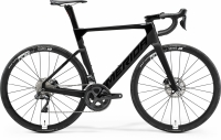 Велосипед MERIDA 2021 REACTO 7000-E GLOSSY BLACK/MATT BLACK
