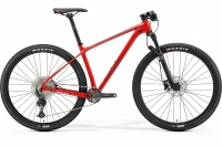 Велосипед MERIDA 2021 BIG.NINE LIMITED GLOSSY RACE RED(MATT RED)